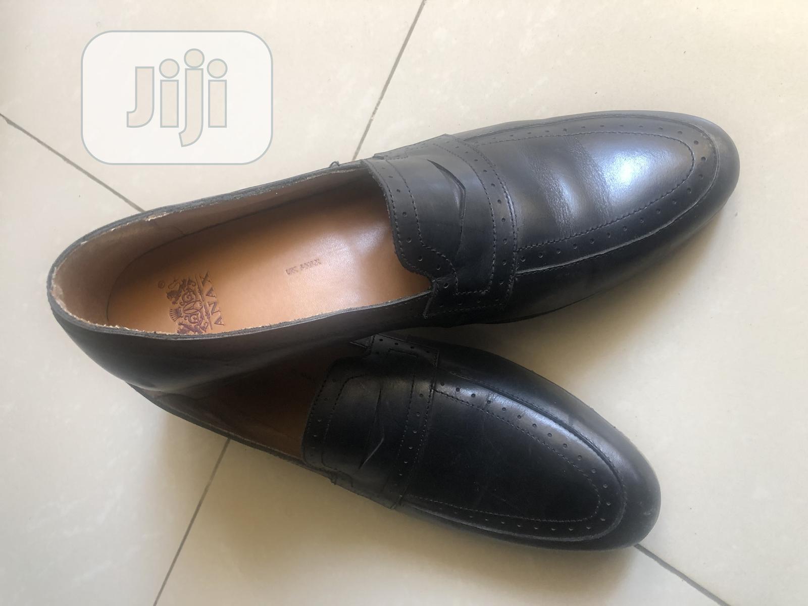 Black Leather ANAX