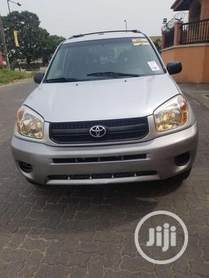 Toyota RAV4 2004 Automatic Silver | Cars for sale in Lagos State, Ikeja