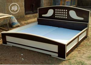 Quality Wooden Bed Frame | Furniture for sale in Lagos State, Ikotun/Igando