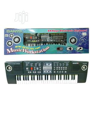 Canto 54 Key Electronic Keyboard | Toys for sale in Lagos State, Amuwo-Odofin