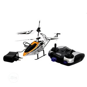 Kids Plastic Helicopter With Remote Control. Multicolour   Toys for sale in Lagos State, Amuwo-Odofin