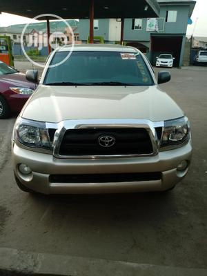 Toyota Tacoma 2006 Gold   Cars for sale in Lagos State, Isolo