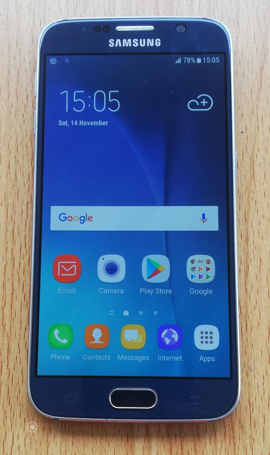 Samsung Galaxy S6 32 GB | Mobile Phones for sale in Mushin, Lagos State, Nigeria