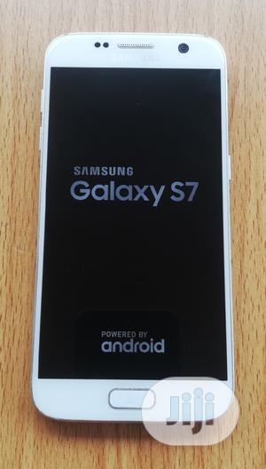 Samsung Galaxy S7 32 GB White   Mobile Phones for sale in Lagos State, Mushin