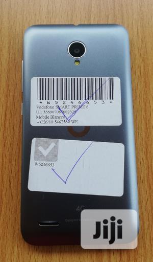 Vodafone Smart Prime 6 8 GB Gray   Mobile Phones for sale in Lagos State, Mushin