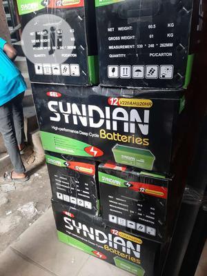 Syndian Solar Battery 12v/200ahs   Solar Energy for sale in Lagos State, Lekki