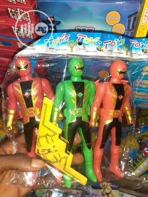 Power Rangers Action Figure | Toys for sale in Lagos State, Amuwo-Odofin