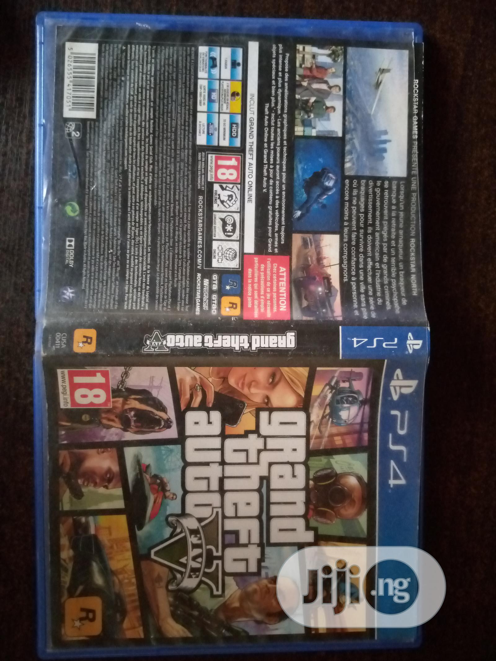 Archive: Grand Theft Auto V