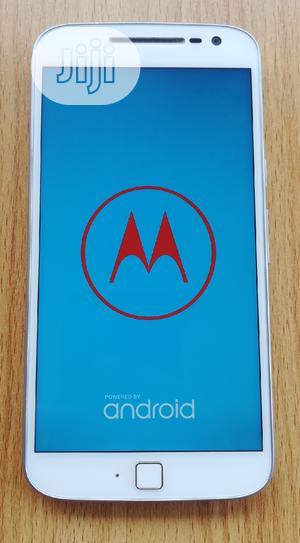 Motorola Moto G4 Plus 16 GB White | Mobile Phones for sale in Lagos State, Mushin