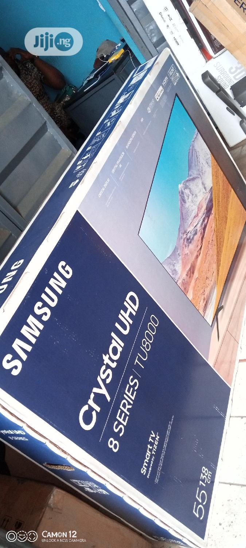 Samsung Crystal Uhd TV