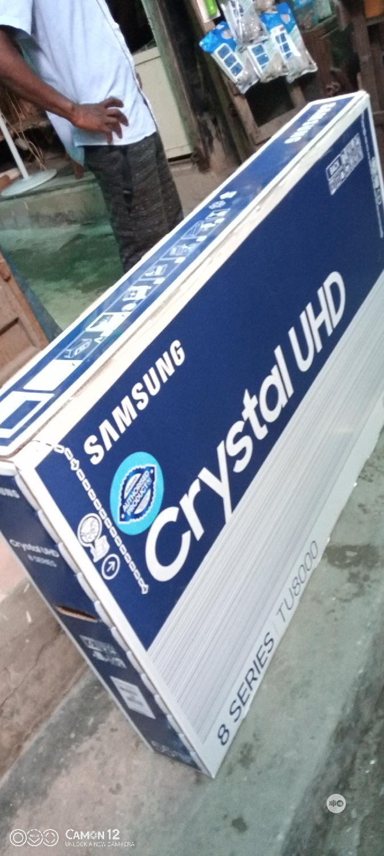 Samsung Crystal Uhd TV   TV & DVD Equipment for sale in Ojo, Lagos State, Nigeria