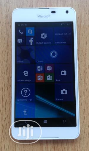 Microsoft Lumia 650 16 GB White   Mobile Phones for sale in Lagos State, Mushin