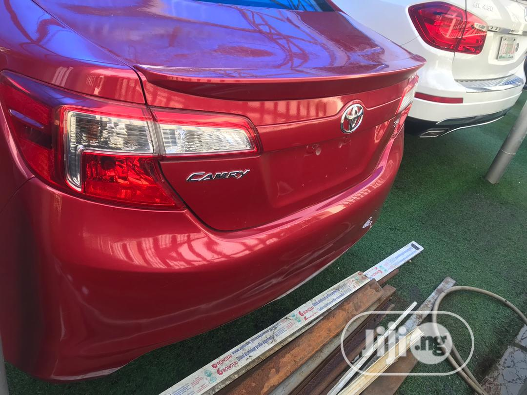 Toyota Camry 2012 Red   Cars for sale in Lekki, Lagos State, Nigeria