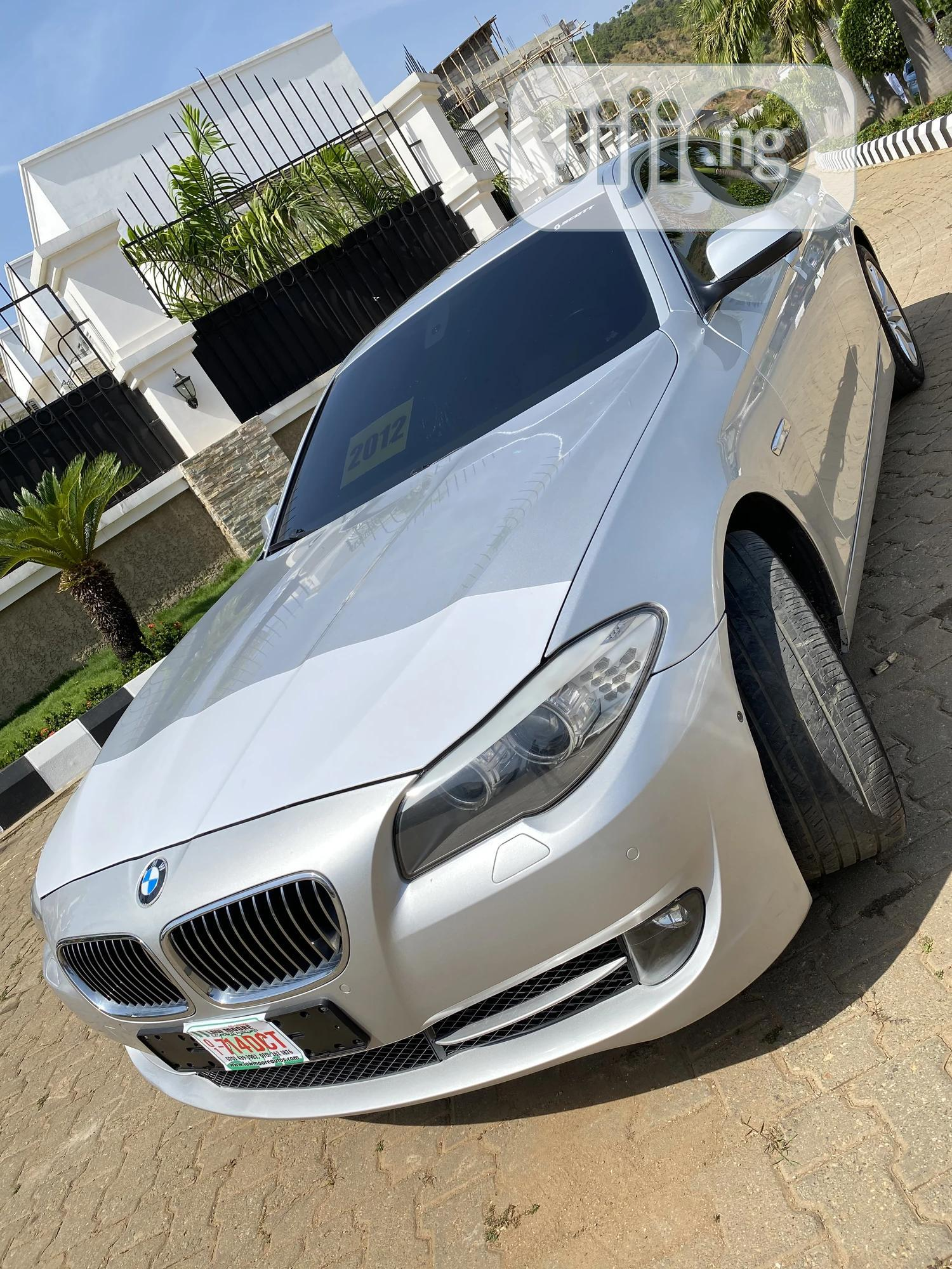 BMW 528i 2012 Silver | Cars for sale in Gwarinpa, Abuja (FCT) State, Nigeria