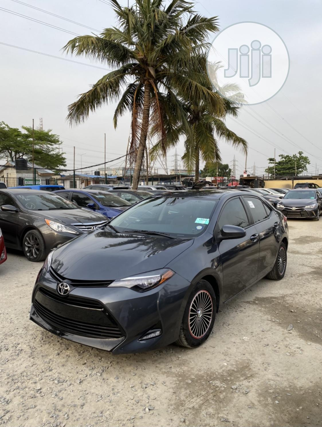 Toyota Corolla 2017 Gray | Cars for sale in Lekki, Lagos State, Nigeria