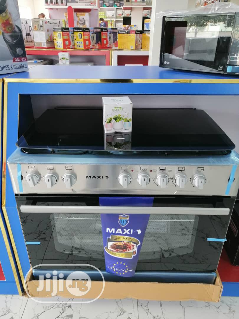 Turkish Gas Cooker 60by 90,4gas1 Electric