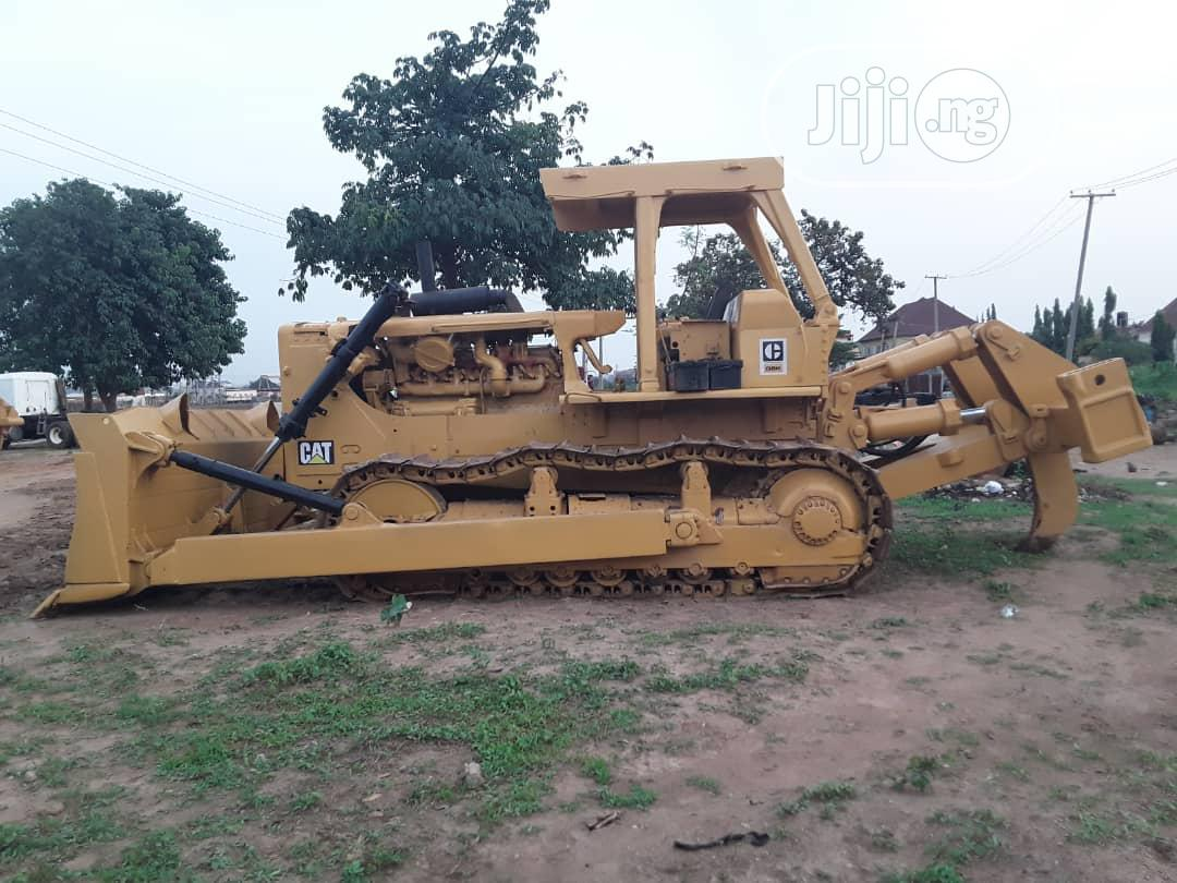CAT Buldozer Model D8K | Heavy Equipment for sale in Central Business Dis, Abuja (FCT) State, Nigeria