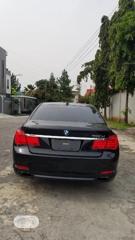 BMW 7 Series 2011 Black   Cars for sale in Lekki, Lagos State, Nigeria