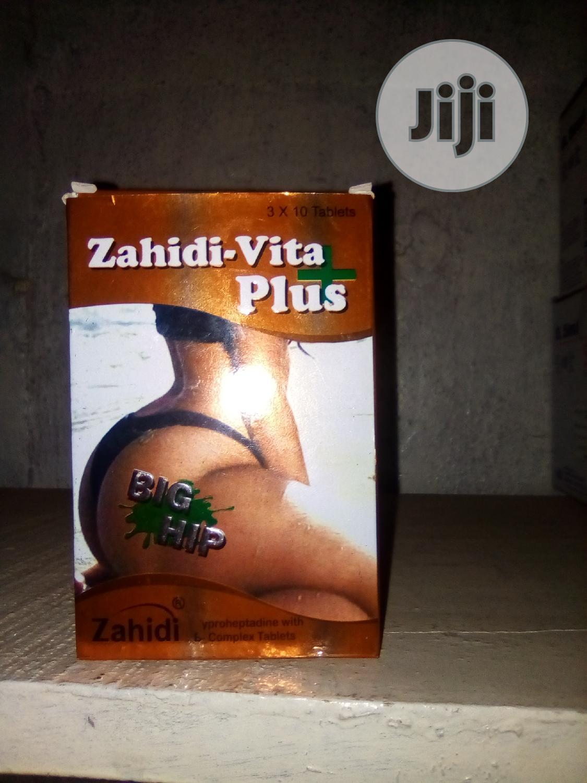 Zahidi Vita Plus