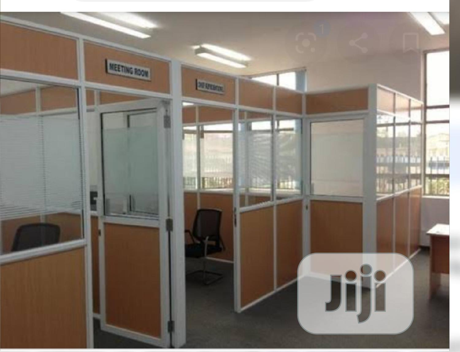 Office Partition | Furniture for sale in Onitsha, Anambra State, Nigeria