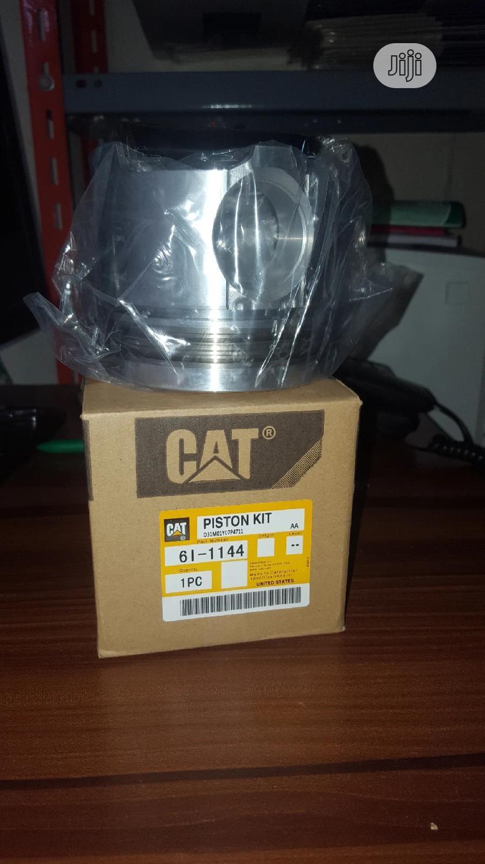 Piston Kit Part 611144 Set 3116 For All Caterpillars. Lagos