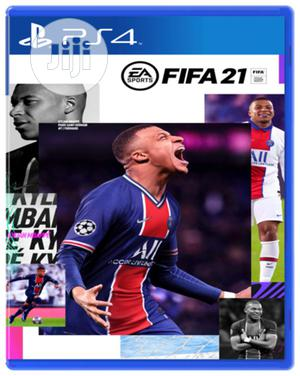 FIFA 21 Playstation 4/5 | Video Games for sale in Lagos State, Ajah