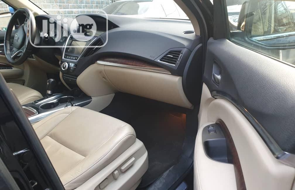 Archive: Acura MDX 2014 Black
