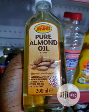 KTC Pure Almond Oil - 100% Pure Almond Oil | Meals & Drinks for sale in Lagos State, Surulere