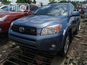 Toyota RAV4 2008 3.5 Sport Blue | Cars for sale in Lagos State, Apapa