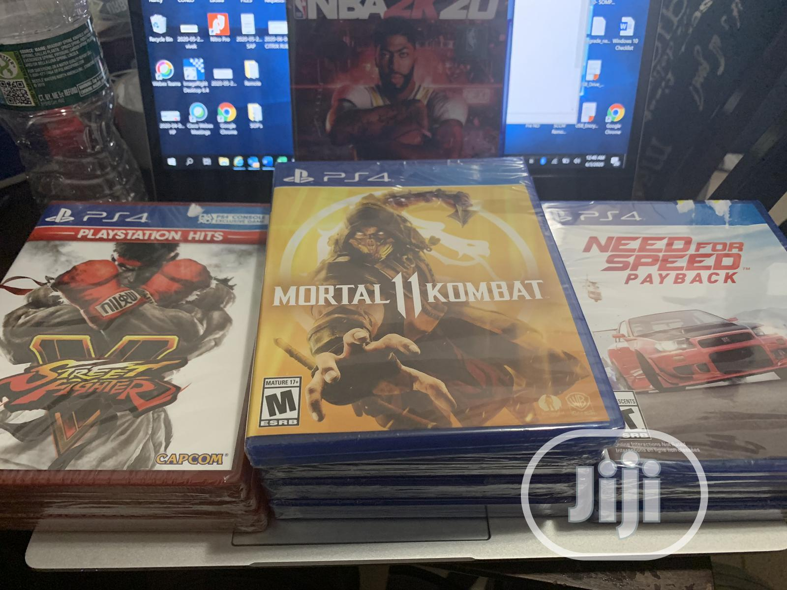 Mortal Kombat 11 (PS4)   Video Games for sale in Ijebu, Ogun State, Nigeria