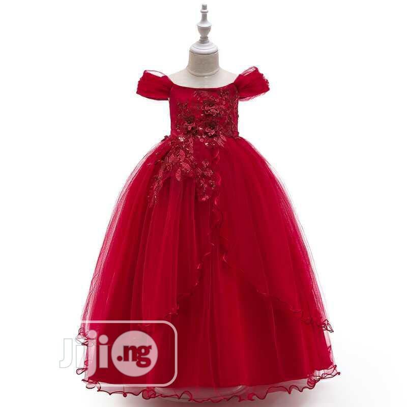 Children Ball Gown Sizes 7 to 14 Years   Children's Clothing for sale in Amuwo-Odofin, Lagos State, Nigeria