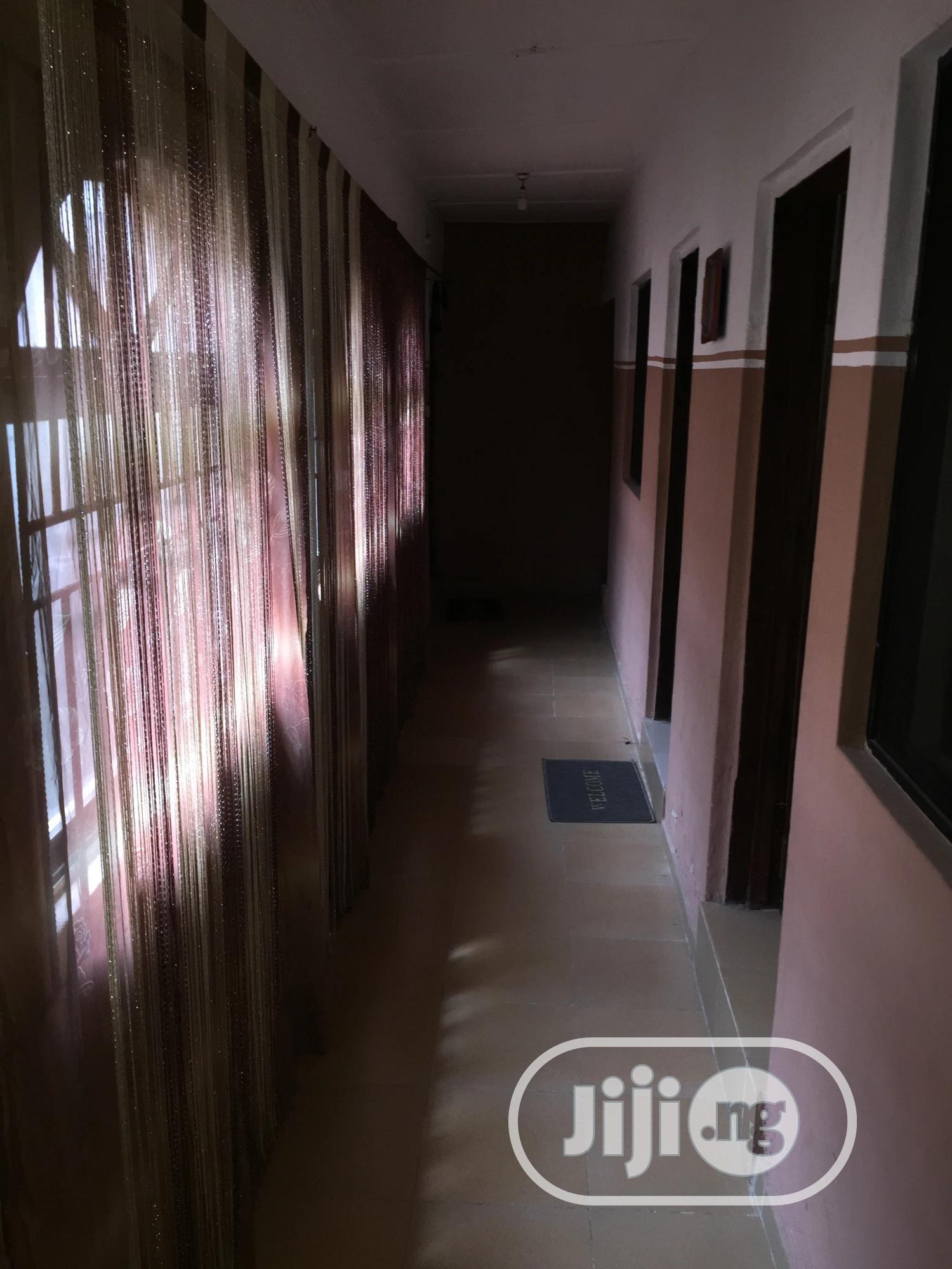 3-bedroom Flat Located At Magbon(Flour Mills Estate) | Houses & Apartments For Rent for sale in Agbara-Igbesan, Lagos State, Nigeria