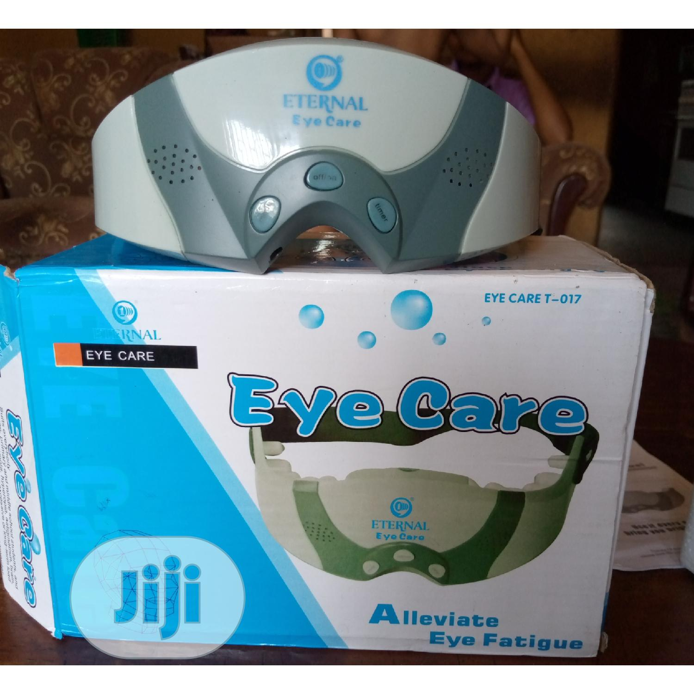 Archive: Eyecare Massaging Machine