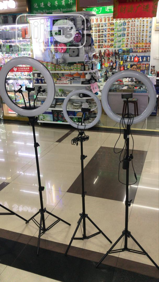 Led Ringlights (12, 14 & 18inches)