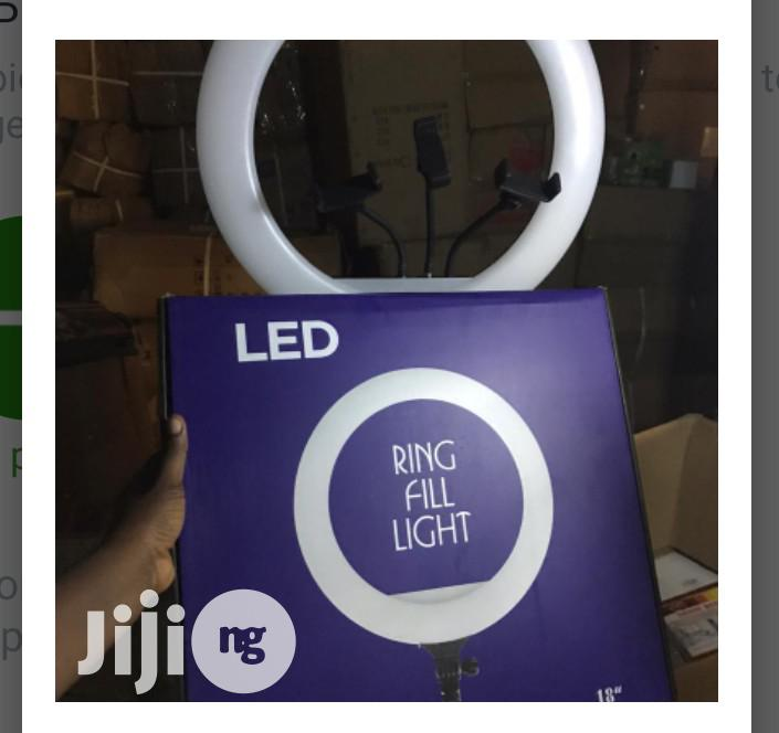 Led Ringlights (12, 14 & 18inches) | Accessories & Supplies for Electronics for sale in Lagos Island (Eko), Lagos State, Nigeria