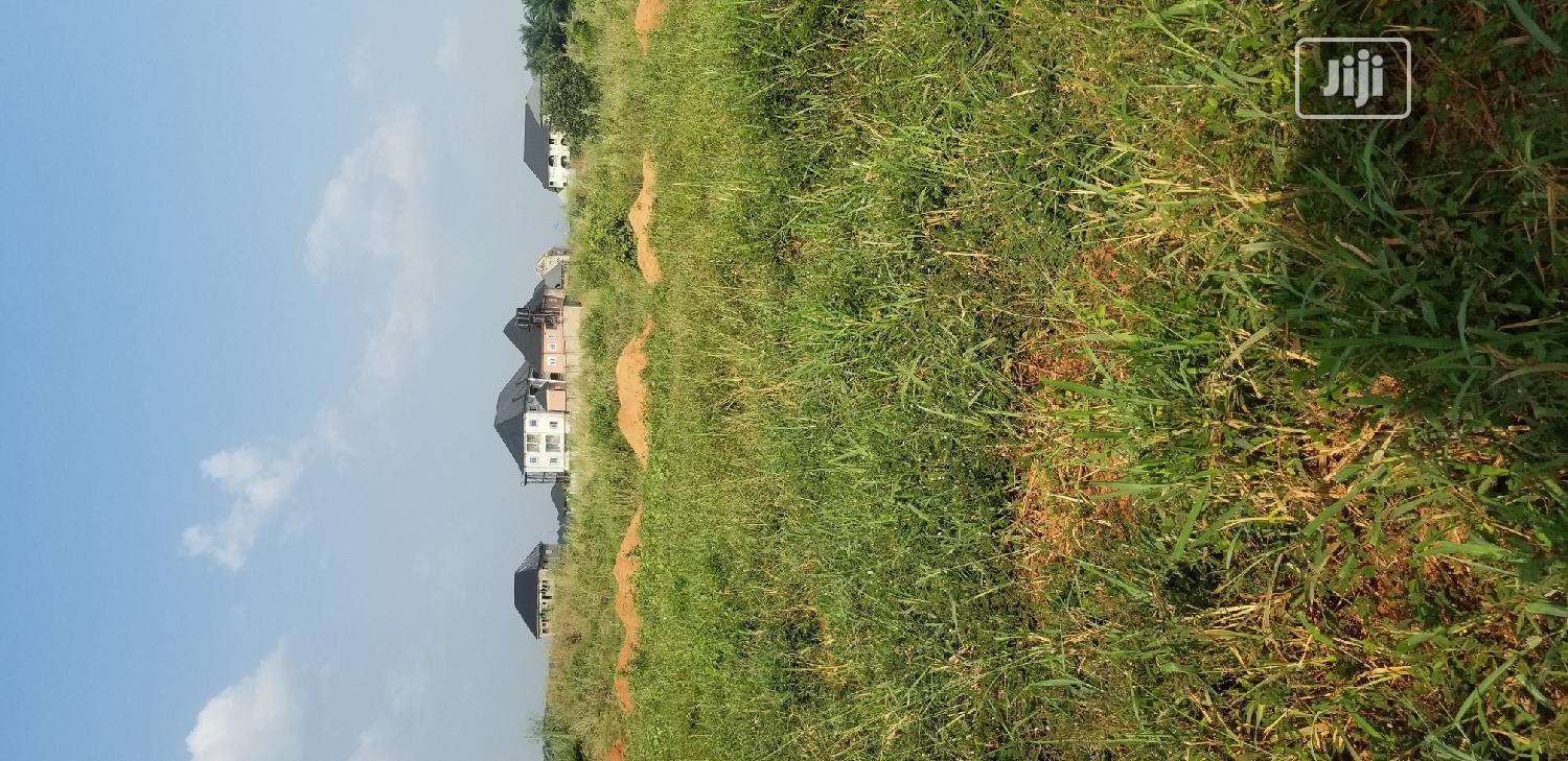 Land for Sale at 2nd Niger Bridge Landing Oba, Anambra State
