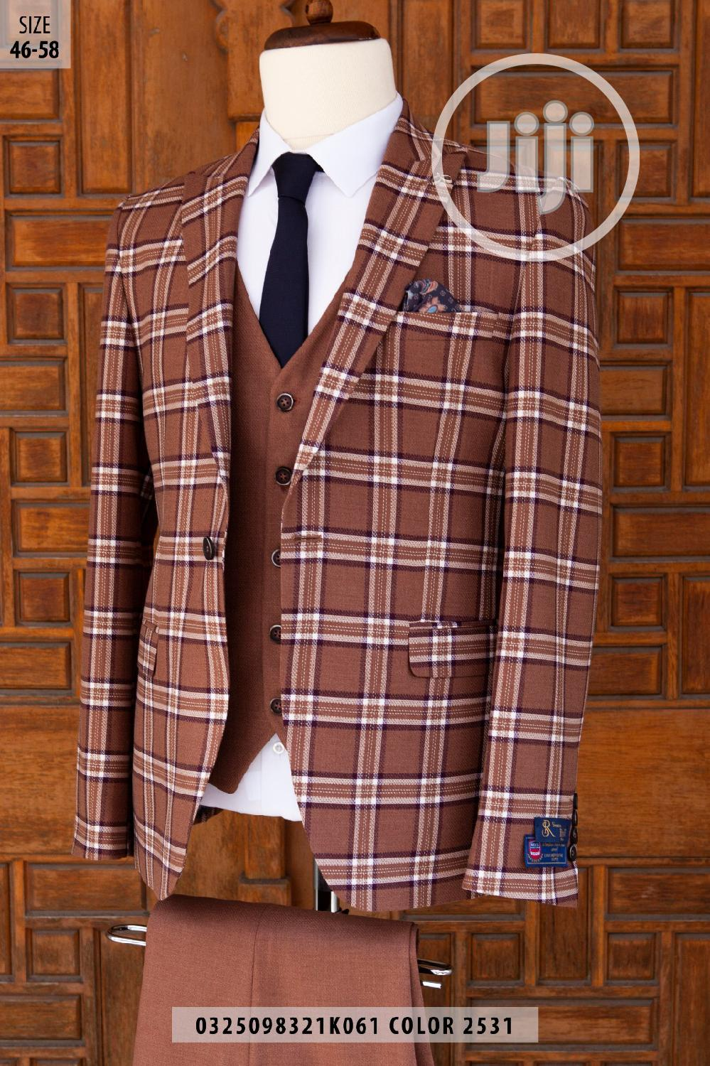 Turkish Checkers Suit | Clothing for sale in Lagos Island (Eko), Lagos State, Nigeria