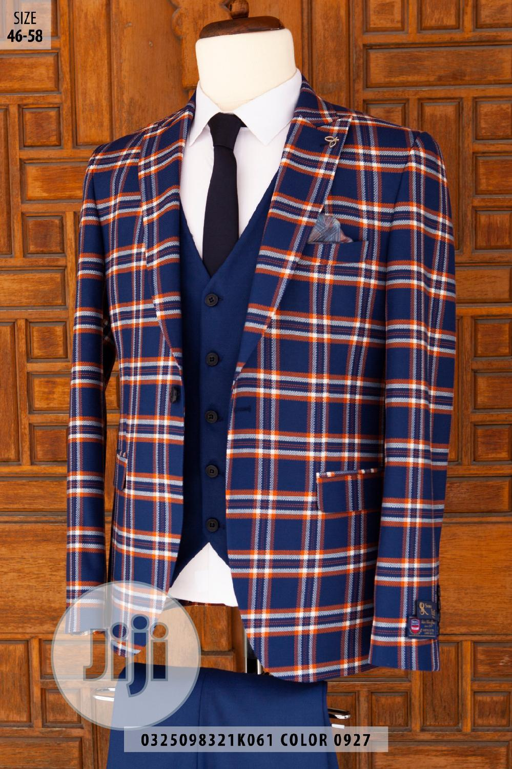 Checkers Turkish Suit