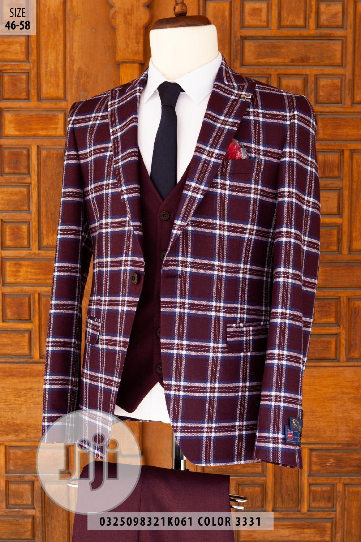 Checkers Turkish Suit | Clothing for sale in Lagos Island (Eko), Lagos State, Nigeria