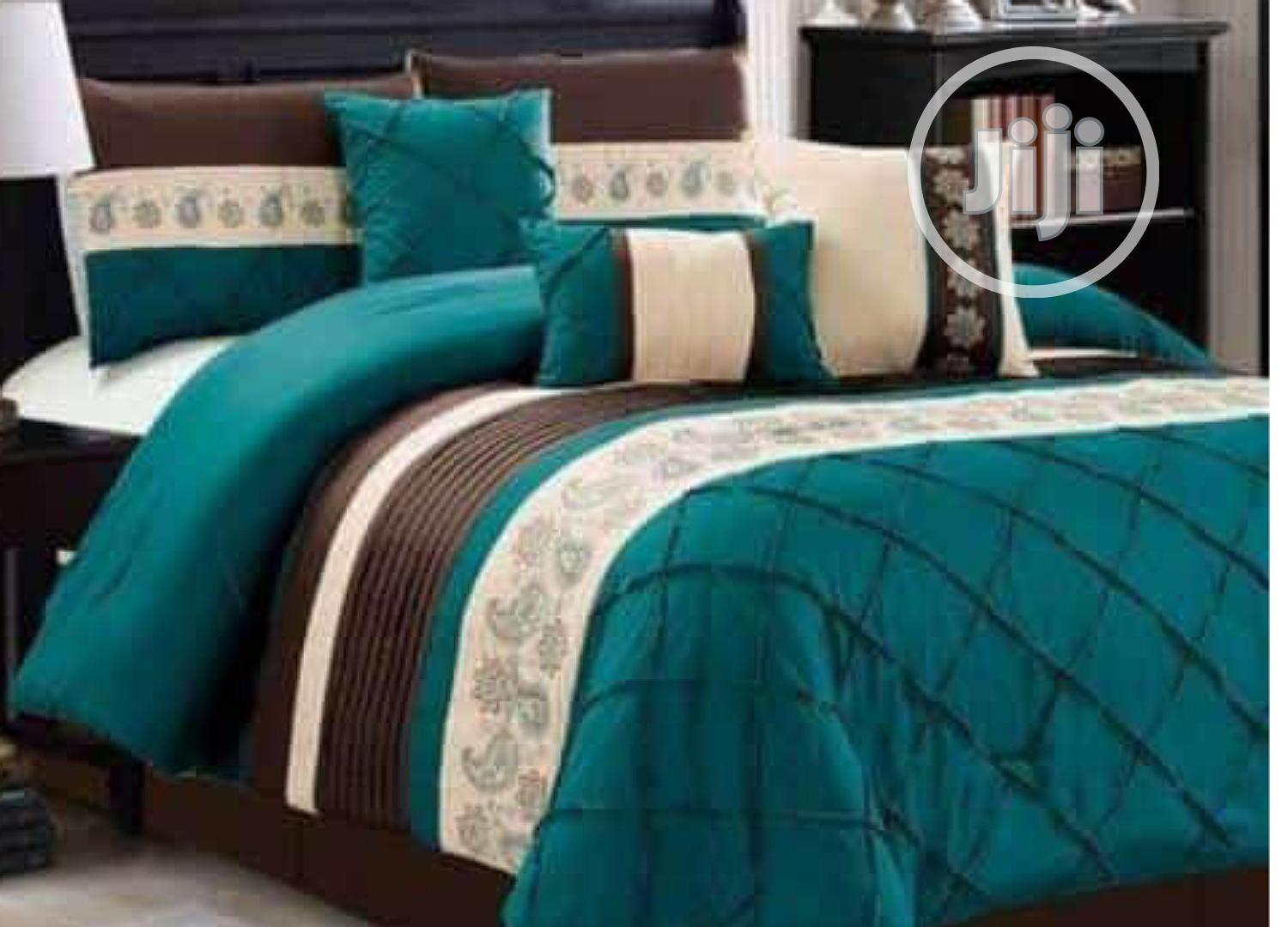 Lovely Bedsheets And Duvet For Sale