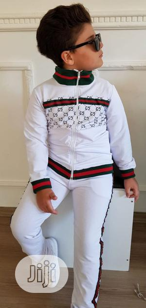 Gucci Unisex 3-in-1 Tracksuit Set | Children's Clothing for sale in Ondo State, Akure