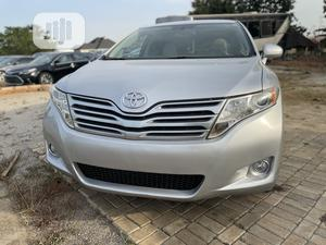 Toyota Venza 2010 V6 AWD Silver | Cars for sale in Abuja (FCT) State, Gwarinpa