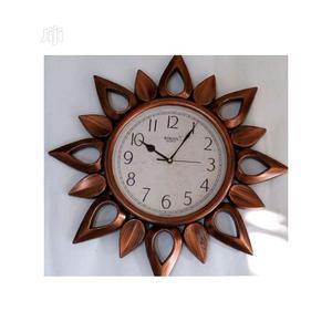 Rikon Vintage Wall Clock | Home Accessories for sale in Lagos State, Lagos Island (Eko)