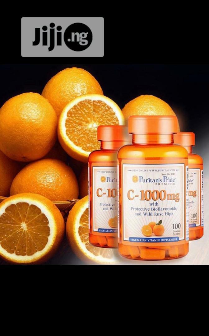 Puritans Pride Vitamin C 1000mg