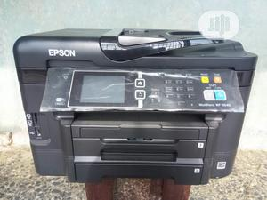 Clean And Good Condition Epson Printer For Sale | Printers & Scanners for sale in Oyo State, Ibadan