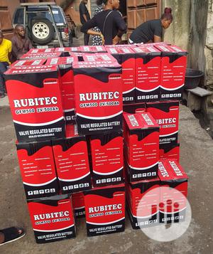 2vos 500ham Rubitec Solar Battery Is Now Available   Solar Energy for sale in Lagos State, Ojo