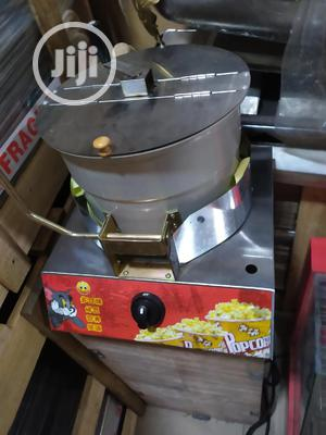 Gas Popcorn Machine Strong And Durable | Restaurant & Catering Equipment for sale in Lagos State, Ojo