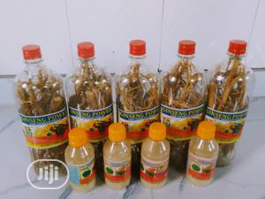 Ginsengs Root And Powder | Vitamins & Supplements for sale in Lagos State, Ejigbo