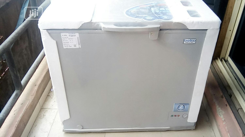 Archive: Beko Deep Freezer 250lits