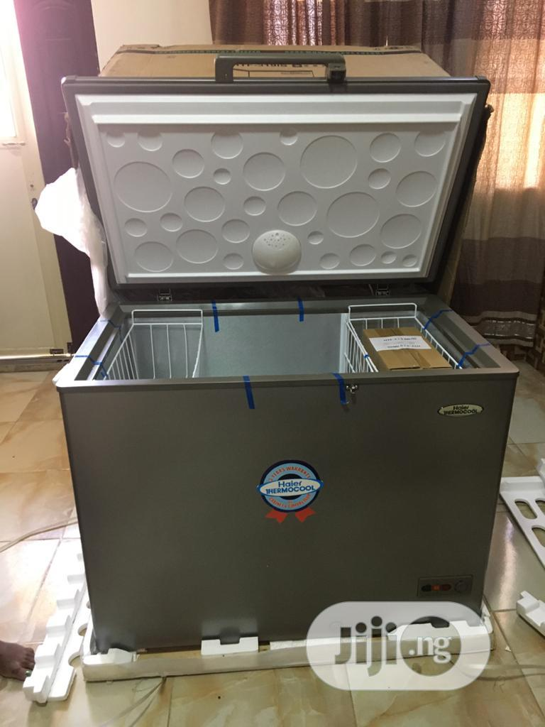 Archive: Haier Thermocool Chest Freezer. 319 Litres